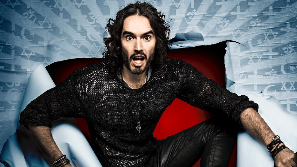 Hotels near Russell Brand Events