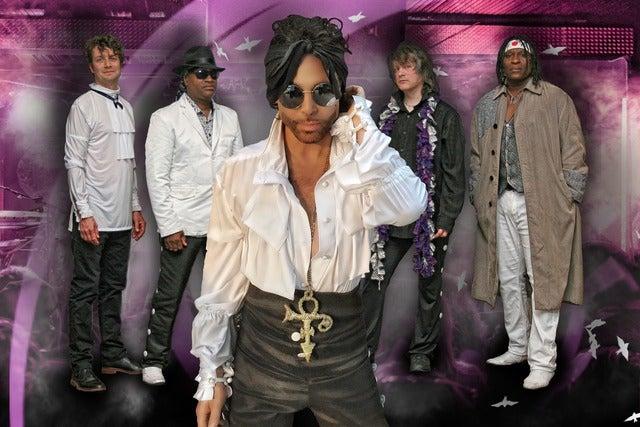 Marshall Charloff PURPLE XPERIENCE (Tribute to Prince)