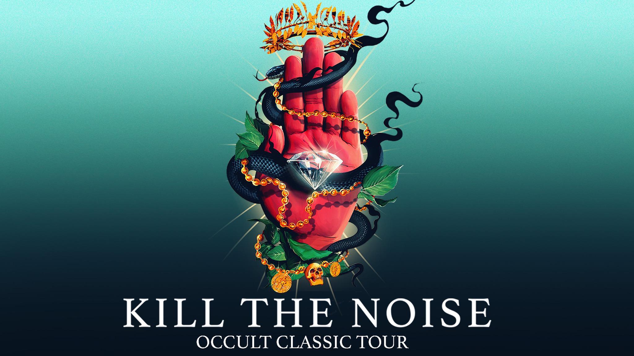 Kill the Noise at Washington Pavilion of Arts & Science