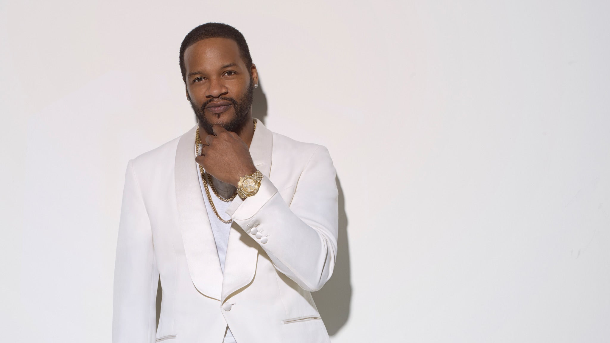 Jaheim at Tuscaloosa Amphitheater