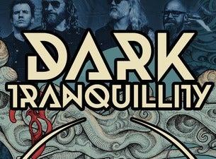 Dark Tranquility w/ Amorphis