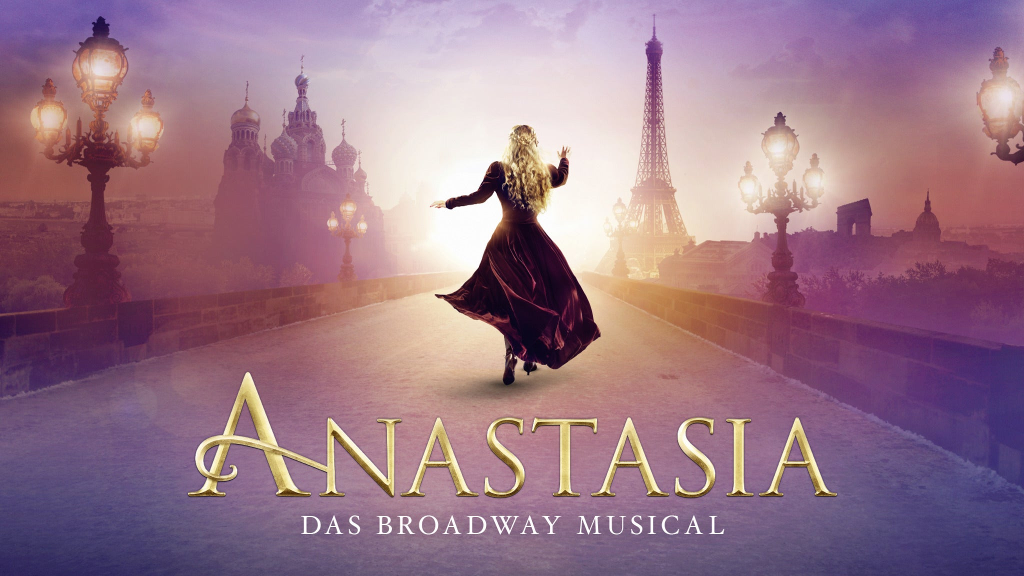 Anastasia (Touring) at Fisher Theatre