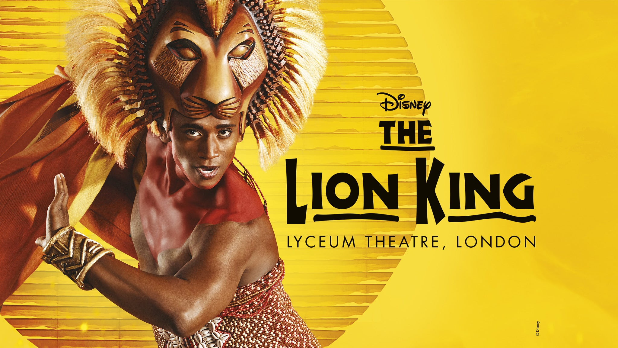 The Lion King at Bushnell Theatre/ Mortensen Hall