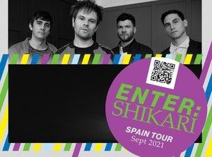 Enter Shikari, 2021-09-30, Мадрид