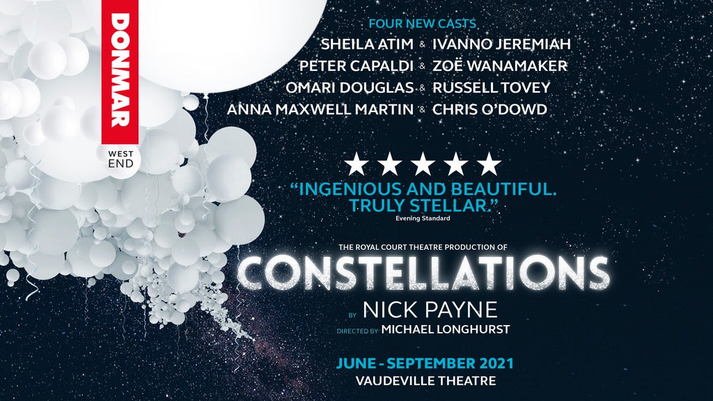Hotels near Constellations Events
