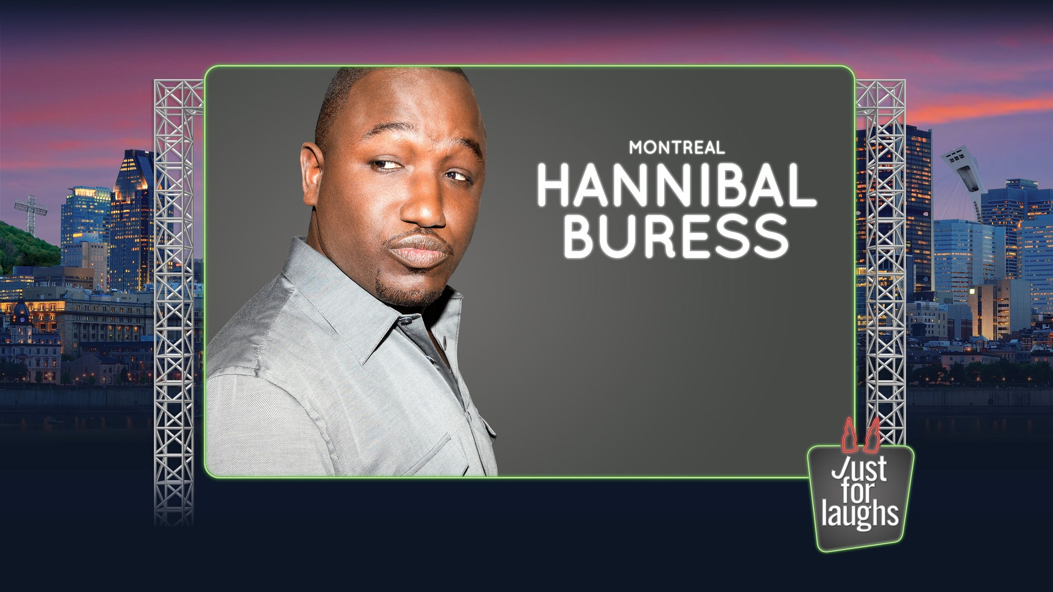 Hannibal Buress at Wilma Theatre-MT