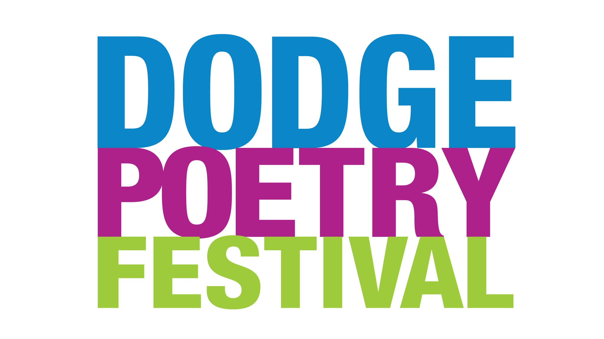 Geraldine R. Dodge Poetry Festival - Single Day Admission Sat, Oct 24