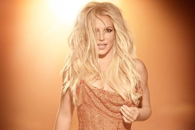 Britney Spears - Offical Platinum Tickets