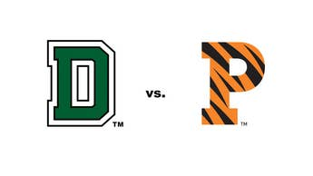 Dartmouth Football v. Princeton University Football