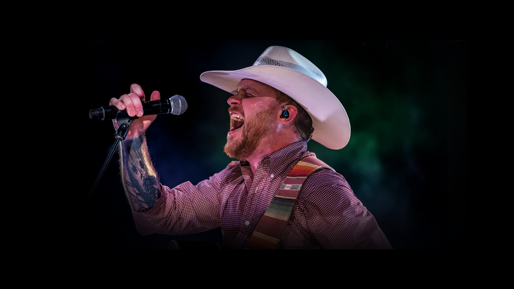 Cody Johnson at The St. Augustine Amphitheatre