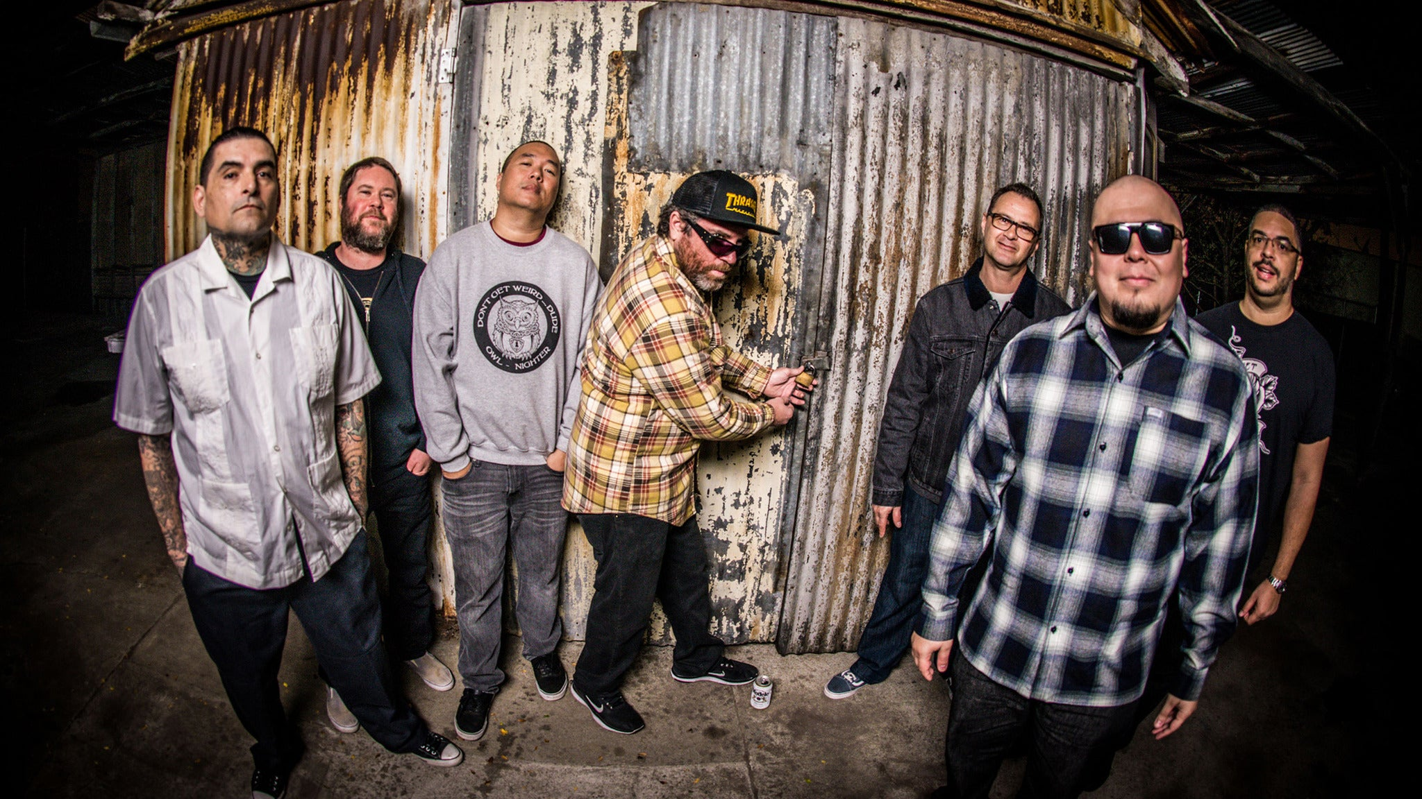 Long Beach Dub Allstars, the Aggrolites, Tomorrow's Bad Seeds