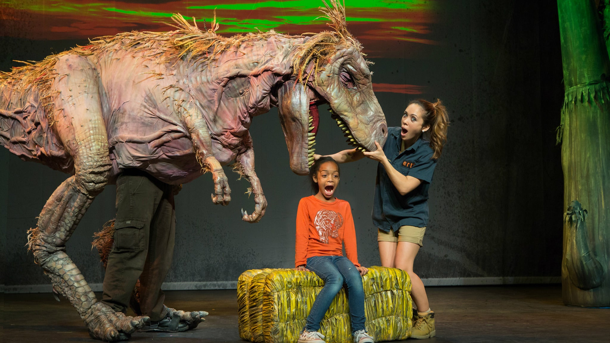 Erth's Dinosaur Zoo (Chicago) at Genesee Theatre