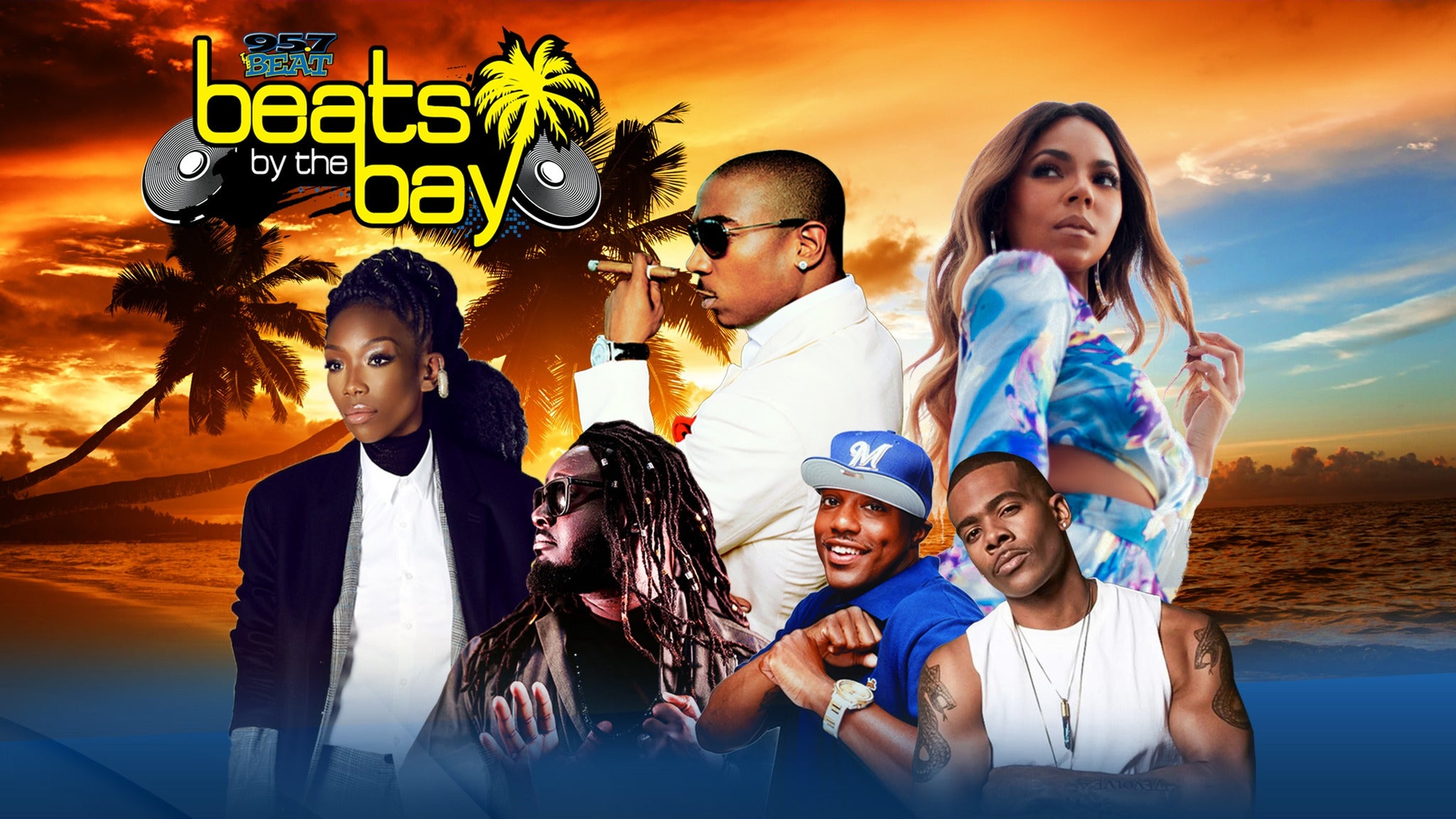 95.7 Beats By The Bay Music Fest 2017