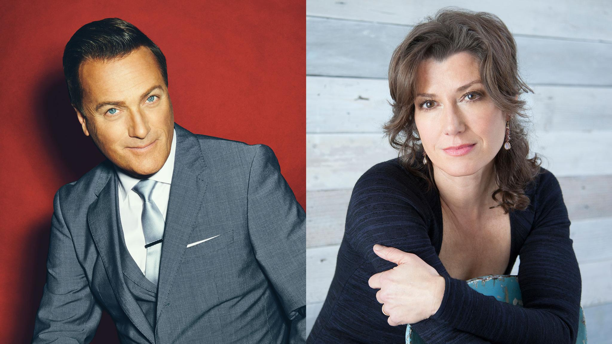 Amy Grant & Michael W. Smith at Toyota Center Kennewick