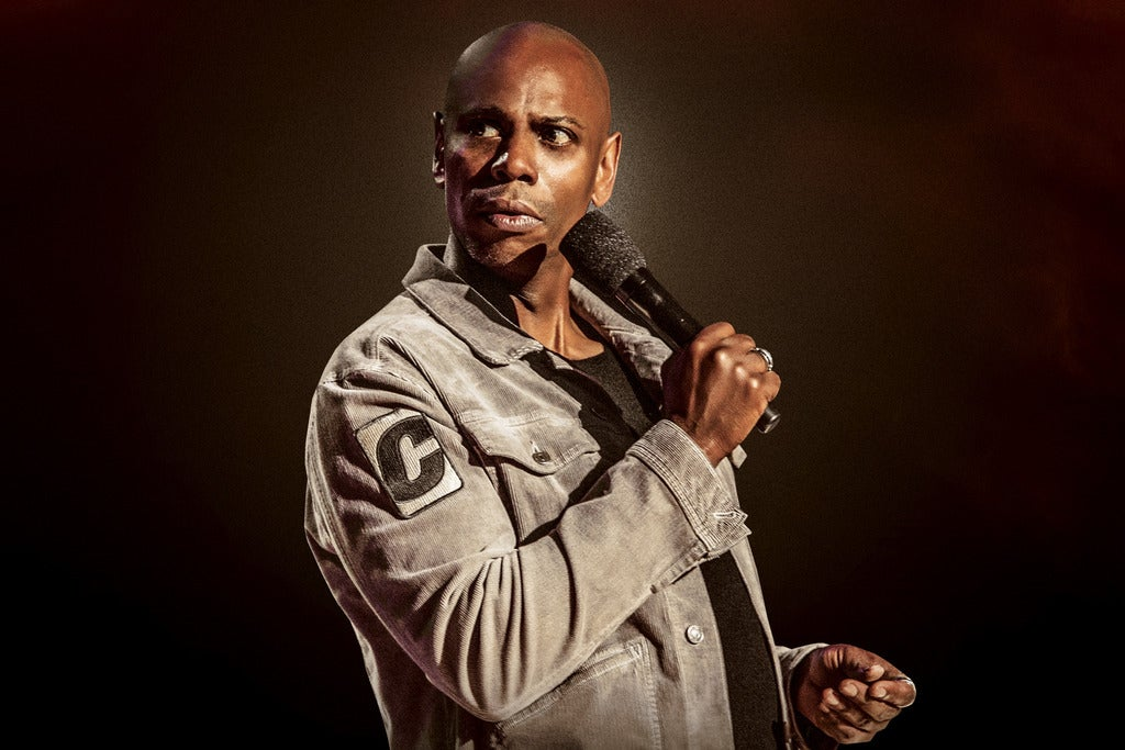 14++ Dave Chappelle