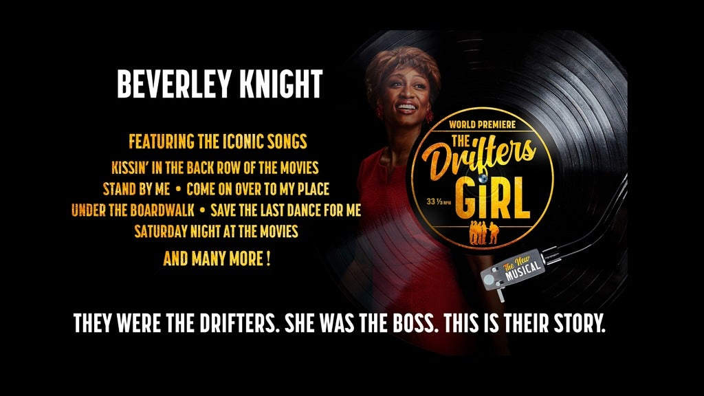 Hotels near The Drifters Girl Events