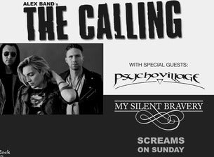 Alex Band of The Calling, 2020-02-03, Мадрид
