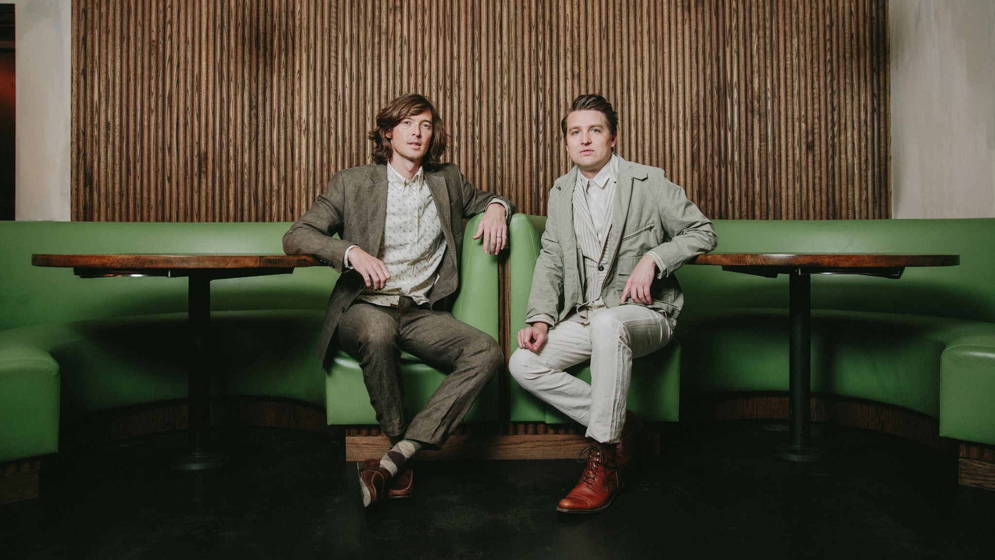 The Milk Carton Kids at Belly Up Tavern