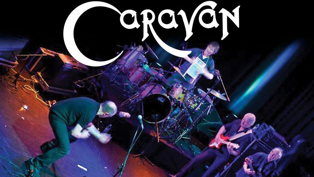 Hotels near Caravan Events