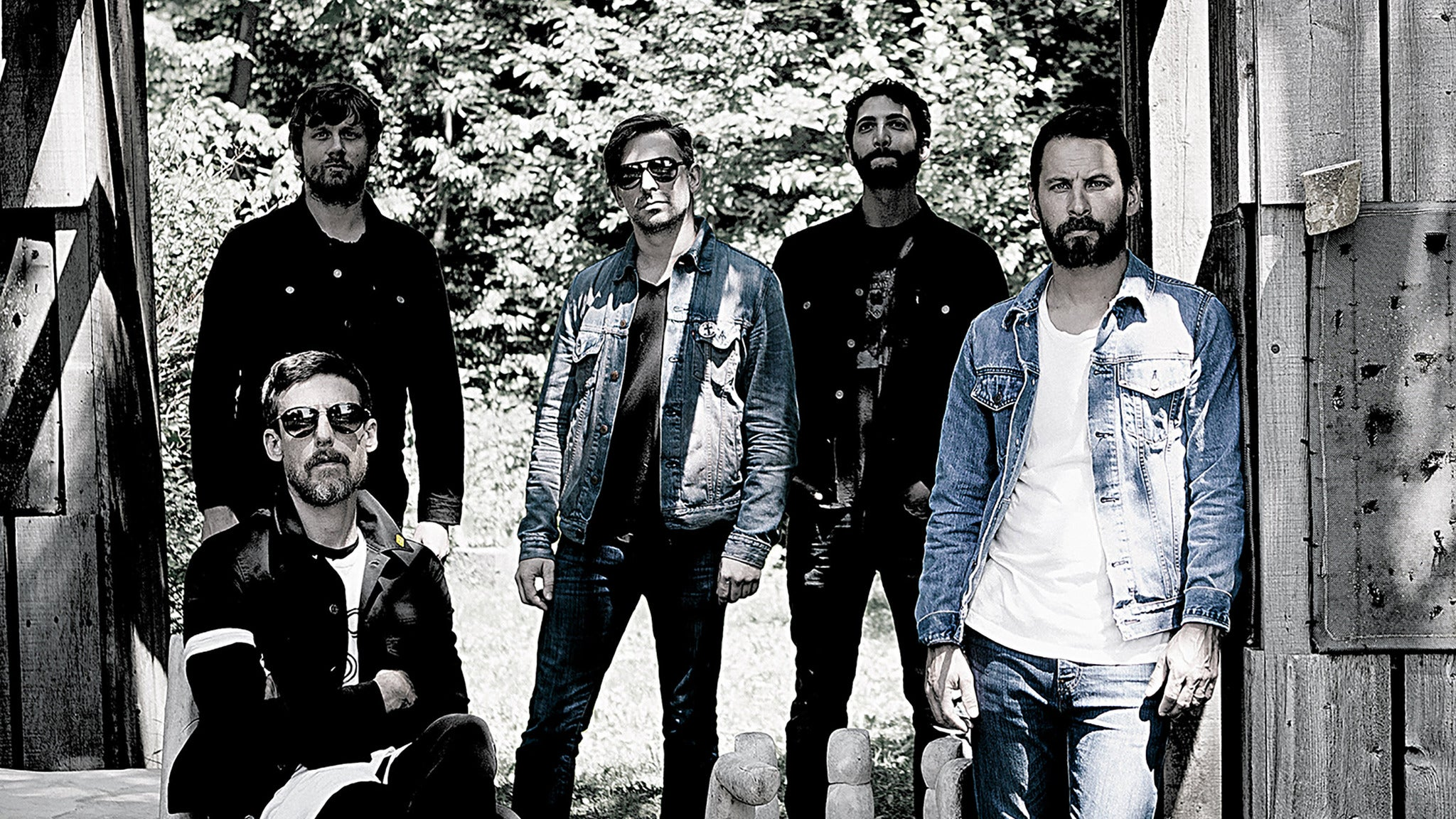 Sam Roberts Band presented by The River