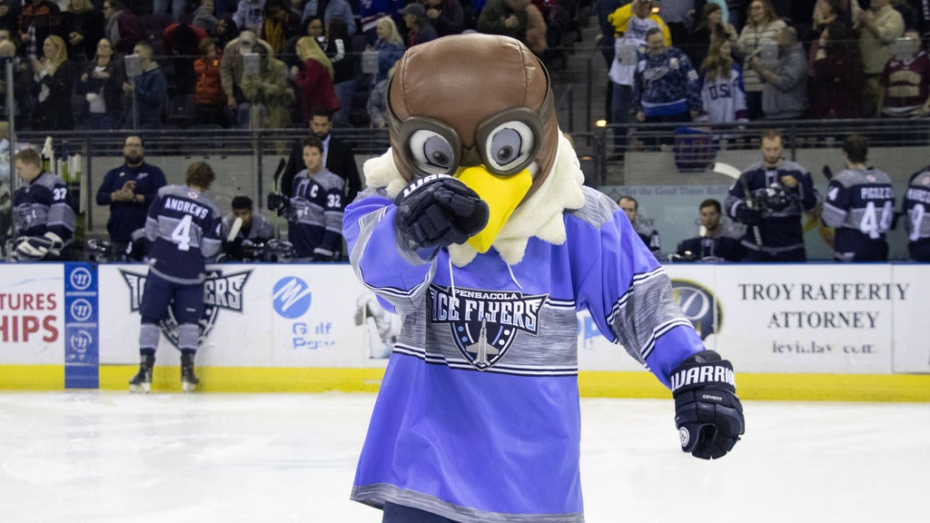 Hotels near Pensacola Ice Flyers Events