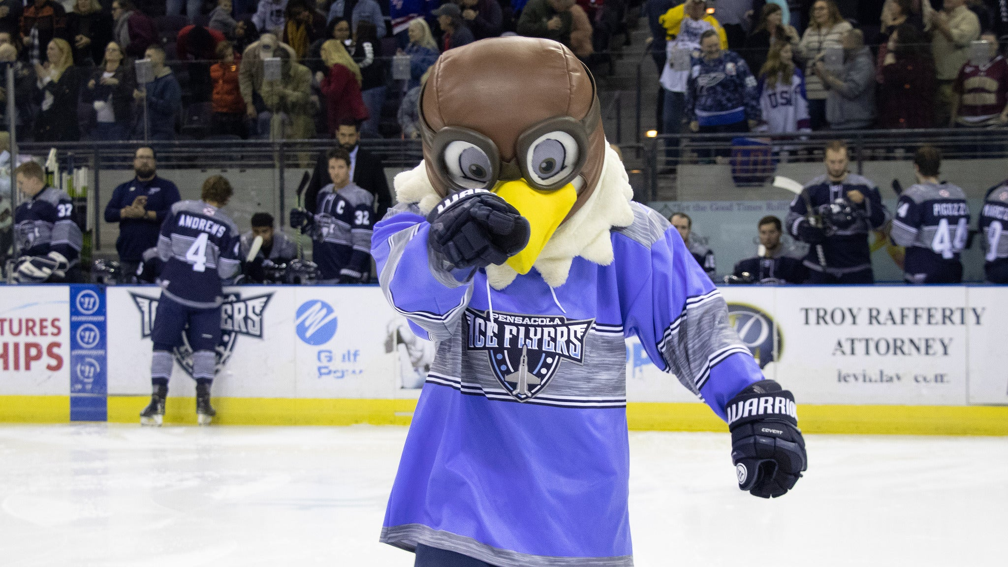 Pensacola Ice Flyers vs. Knoxville Ice Bears