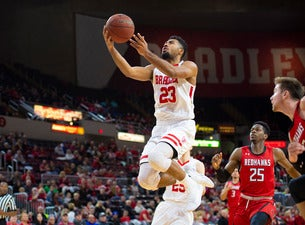 Bradley Braves Men's Basketball vs. Illinois State Redbirds