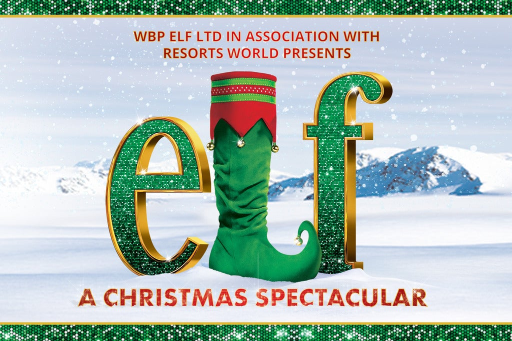 Elf A Christmas Spectacular Seating Plans
