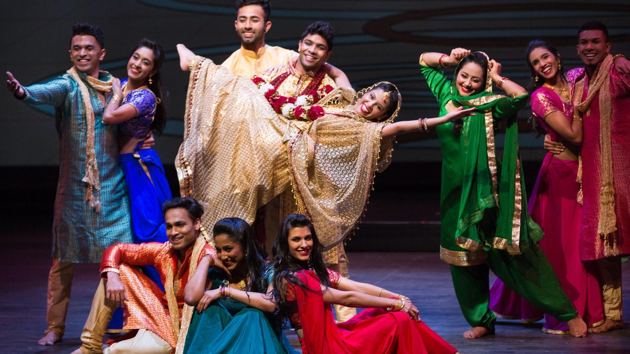Bollywood Boulevard at Zellerbach Auditorium