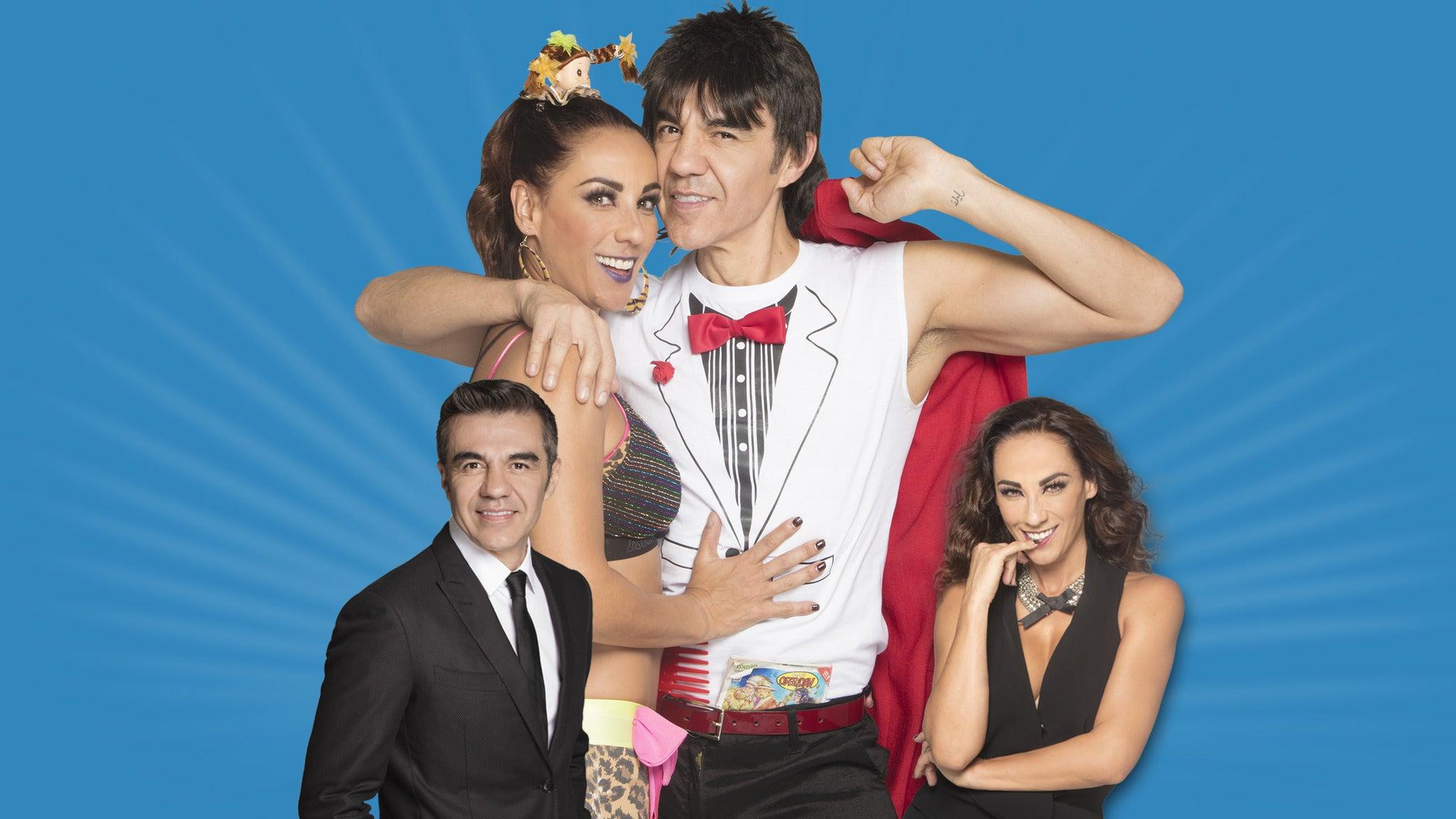 EnParejaDos - con Adrián Uribe y Consuelo Duval