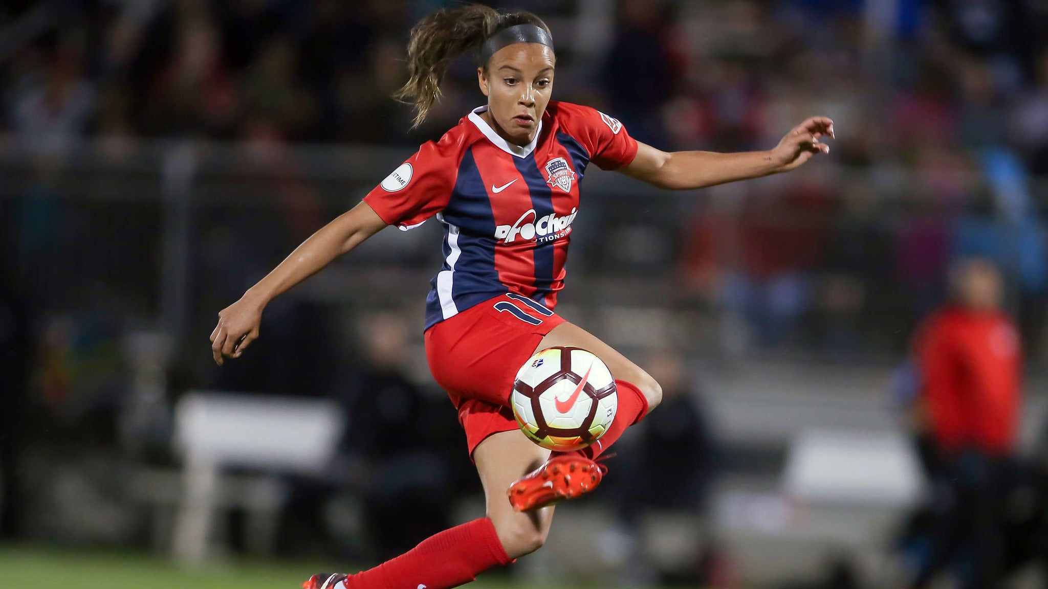 Chicago Red Stars at Washington Spirit