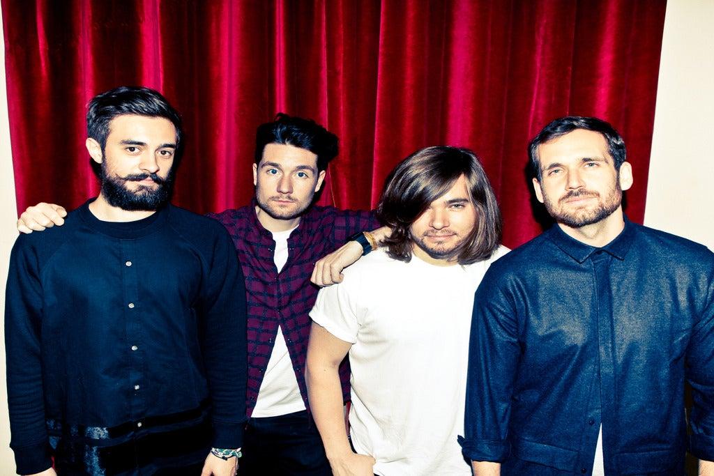 Bastille: Wild, Wild World Tour