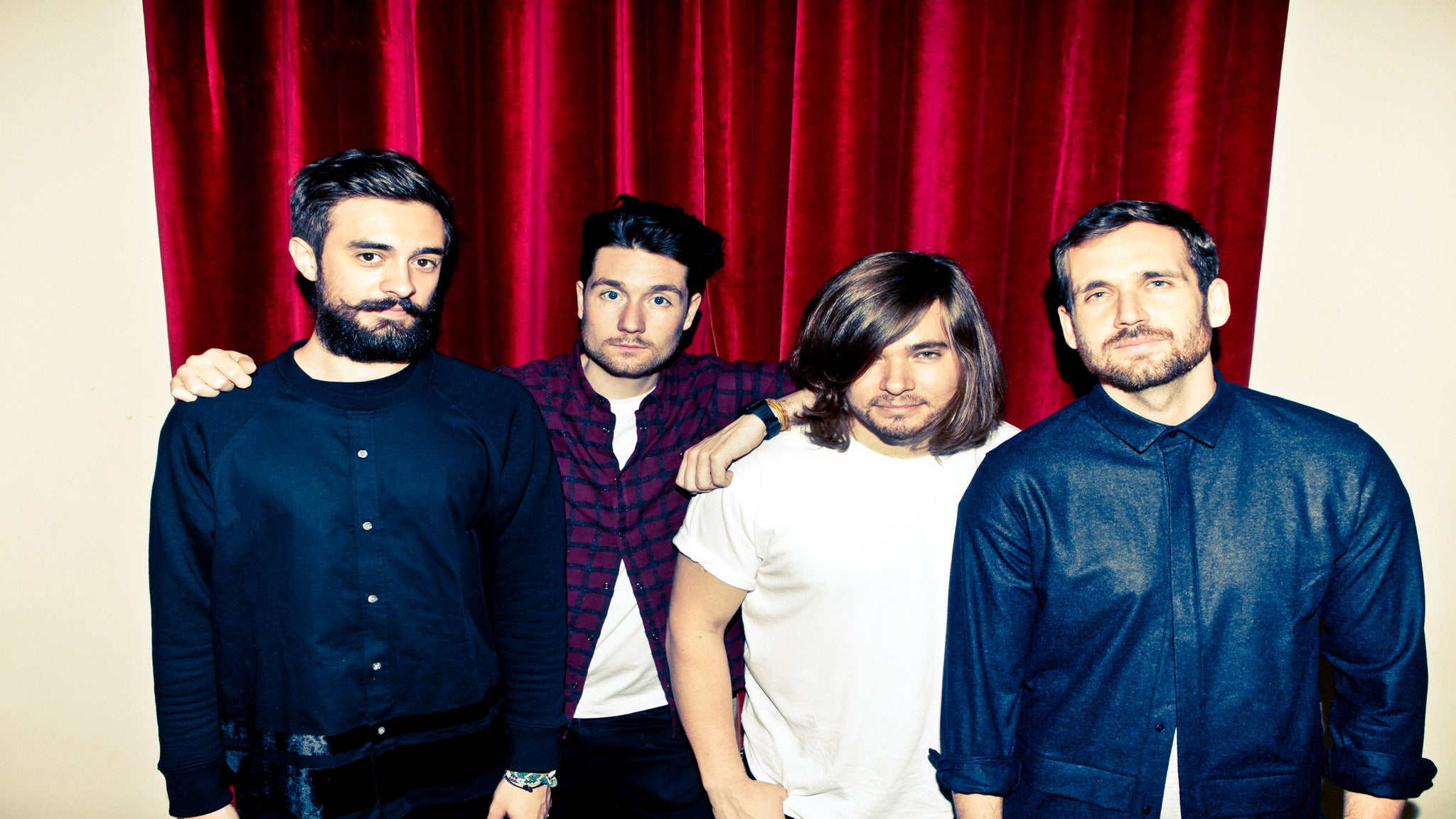 Bastille: Wild, Wild World Tour at Taco Bell Arena
