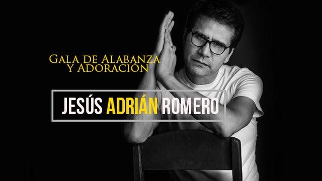 Jesús Adrián Romero at State Farm Arena