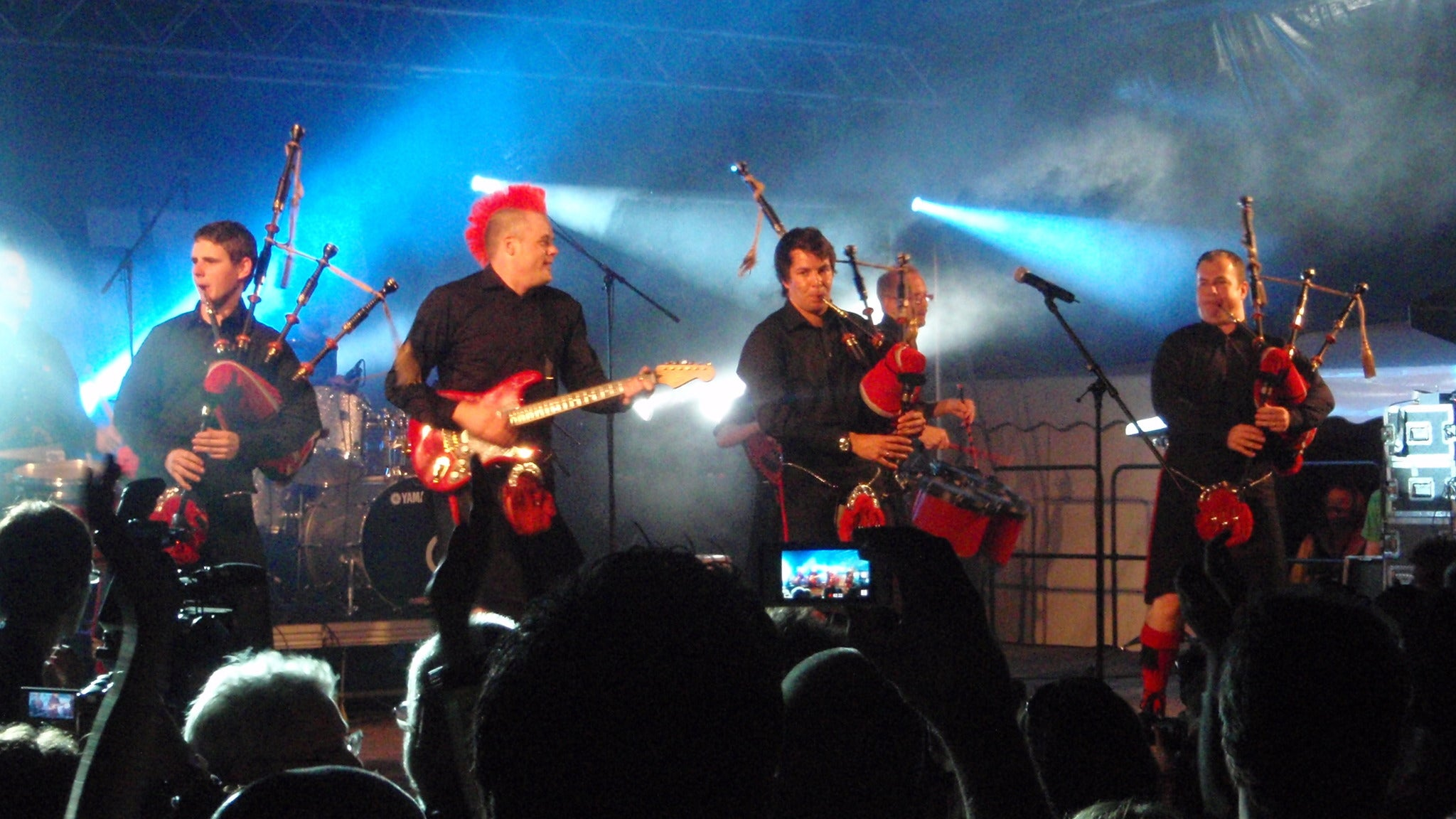 Red Hot Chilli Pipers at Oceanfront Bandshell