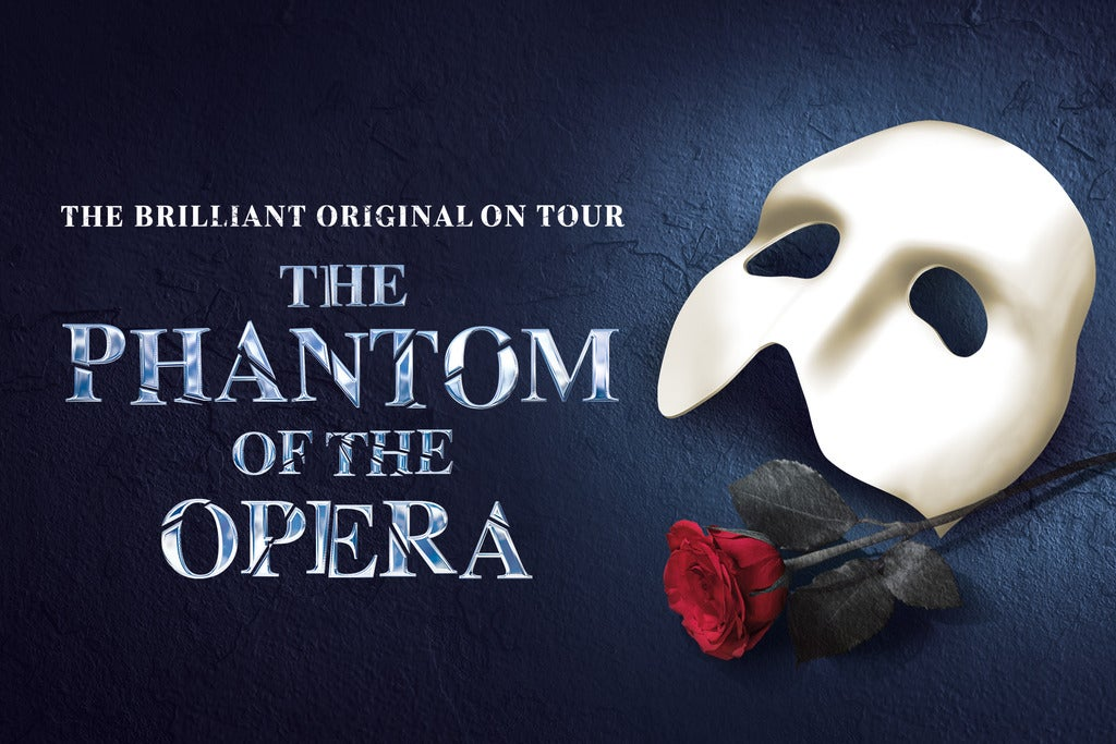 Hotels near The Phantom of the Opera (Touring) Events