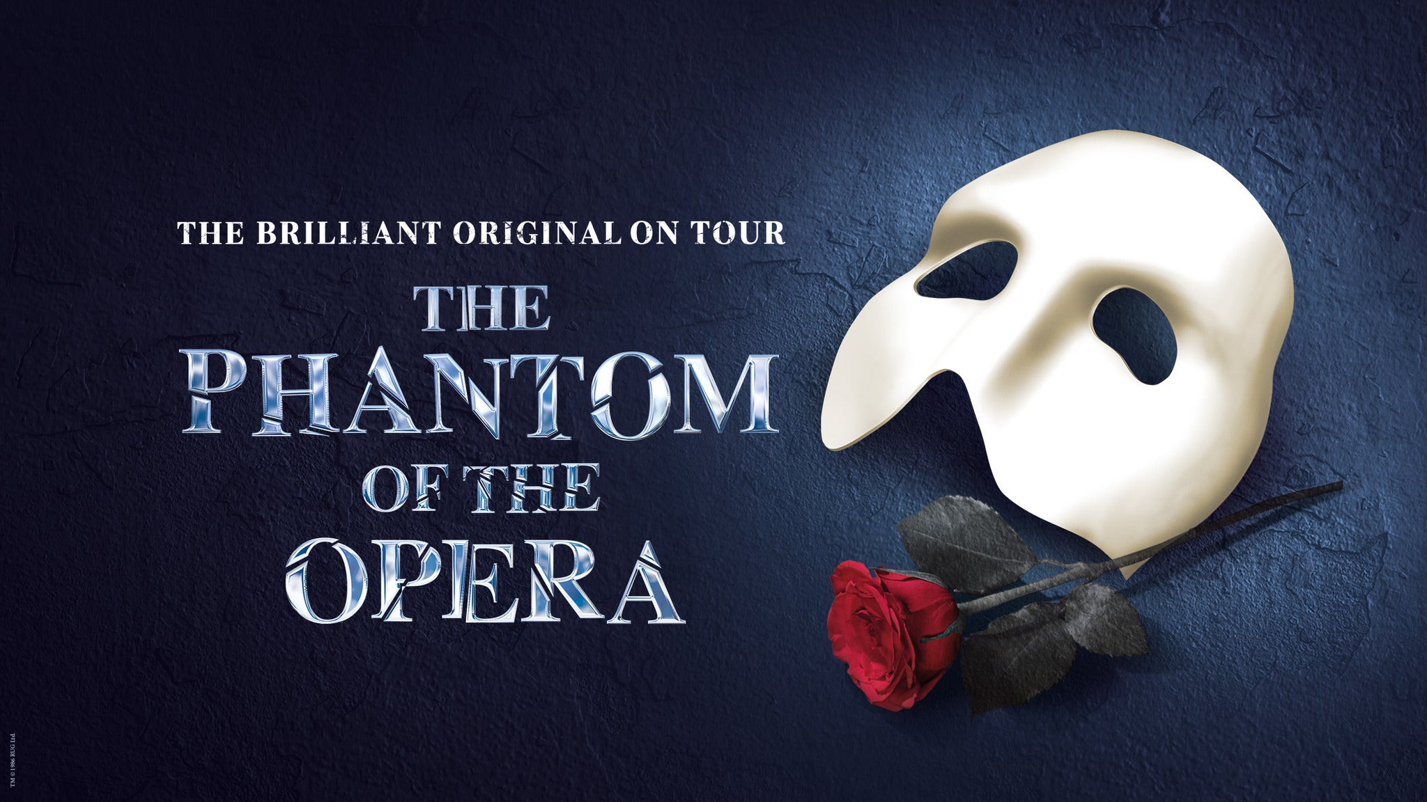 The Phantom of the Opera (Touring) Event Title Pic