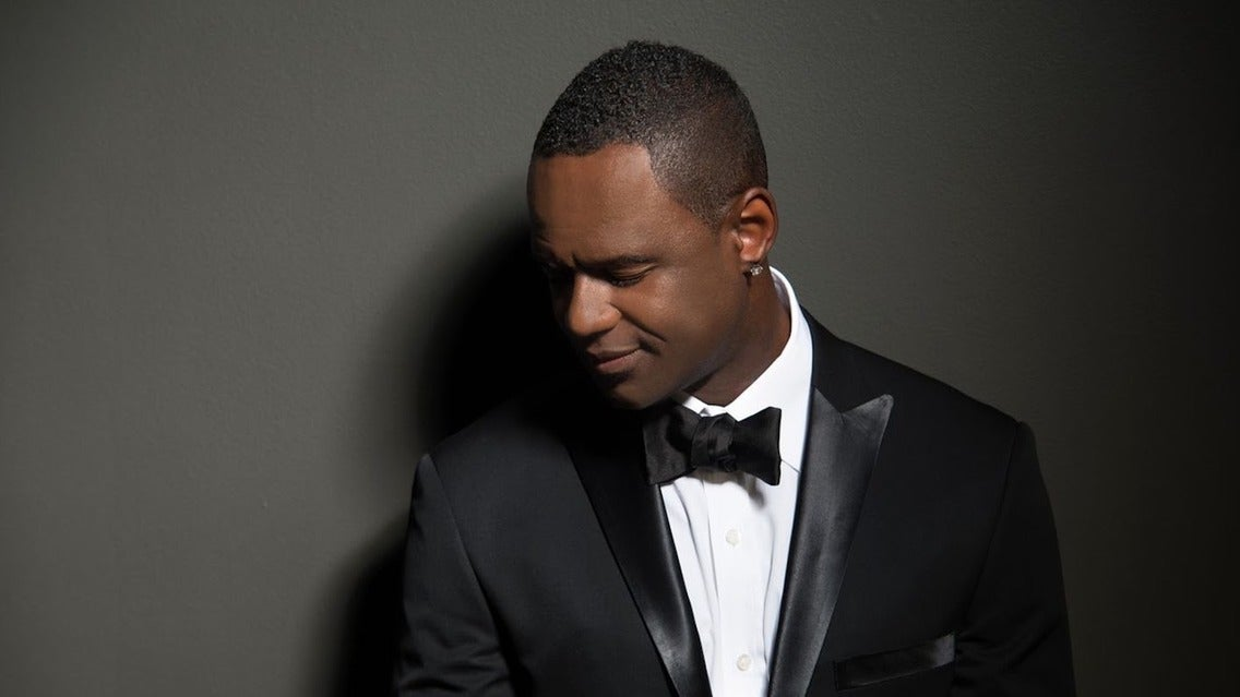 Brian McKnight at Morongo Casino Resort and Spa