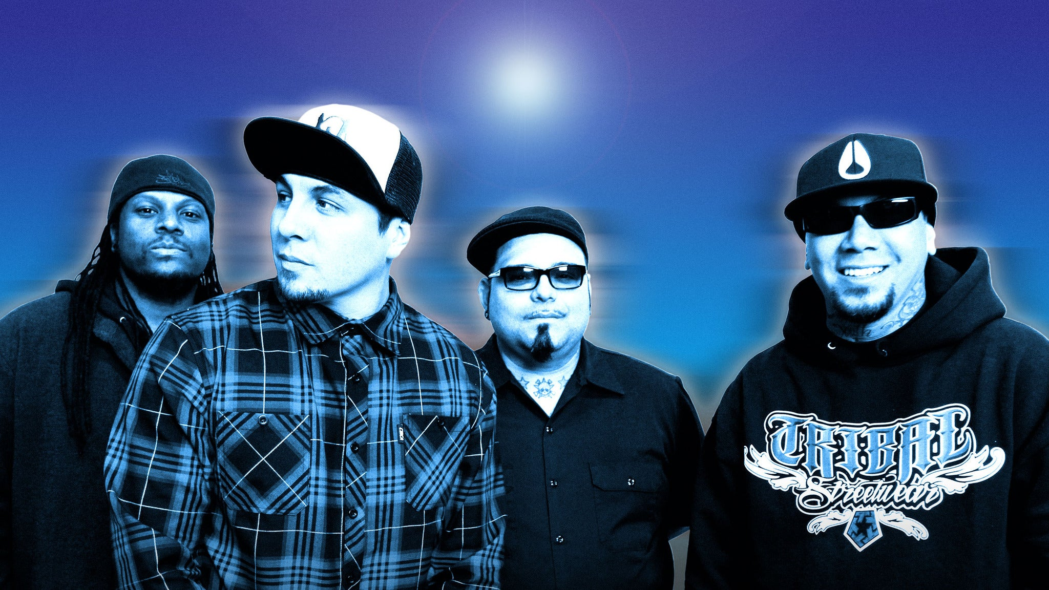 P.O.D., Nonpoint, Hyro the Hero , Islander, Nine Shrines, Concrete Dre