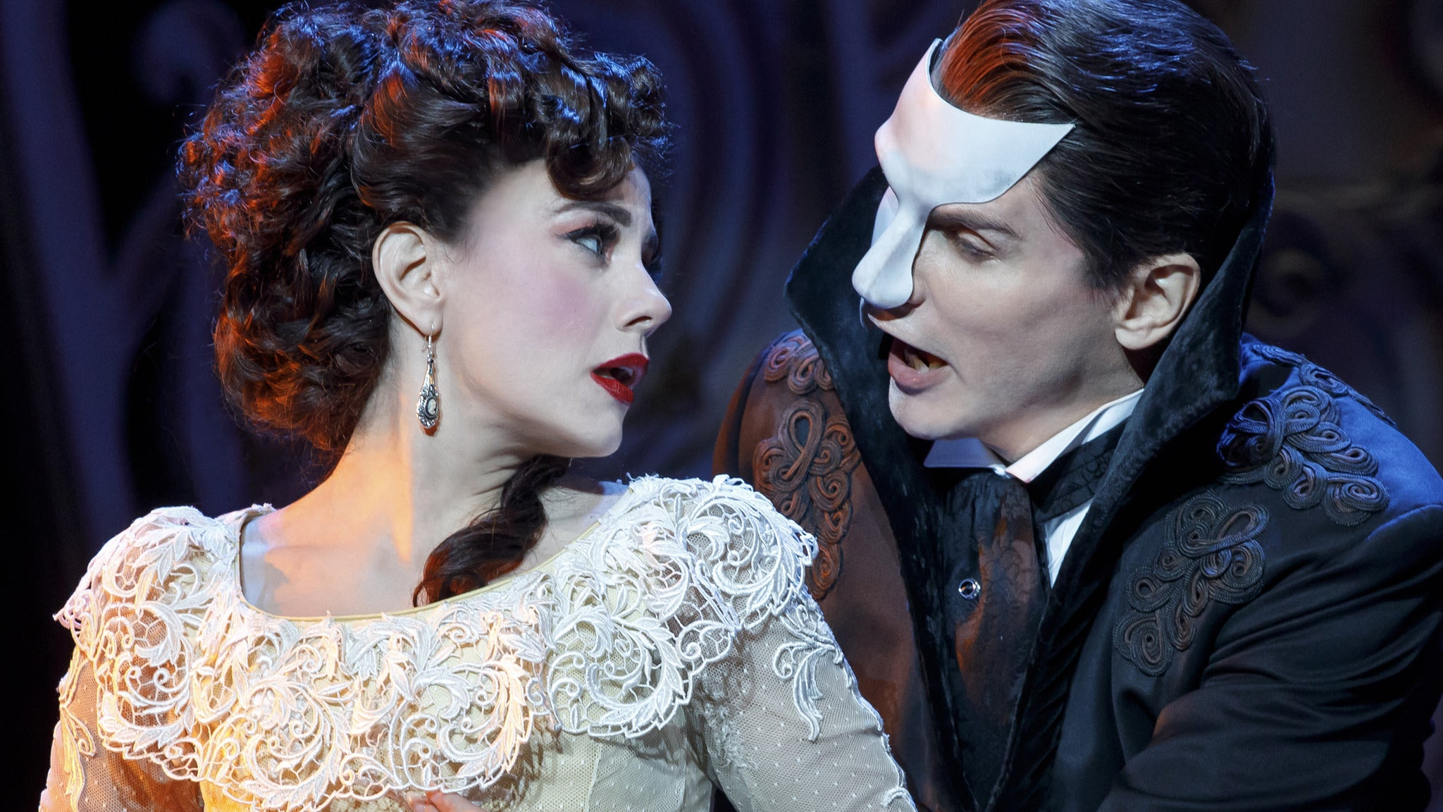 Love Never Dies at Buell Theatre - Denver, CO 80204