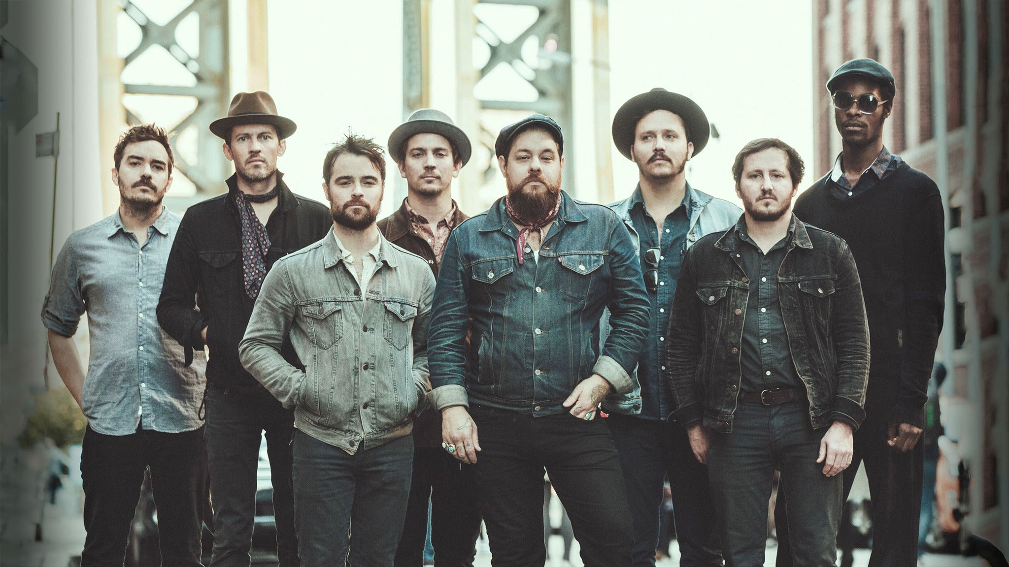 Nathaniel Rateliff at Soul Kitchen