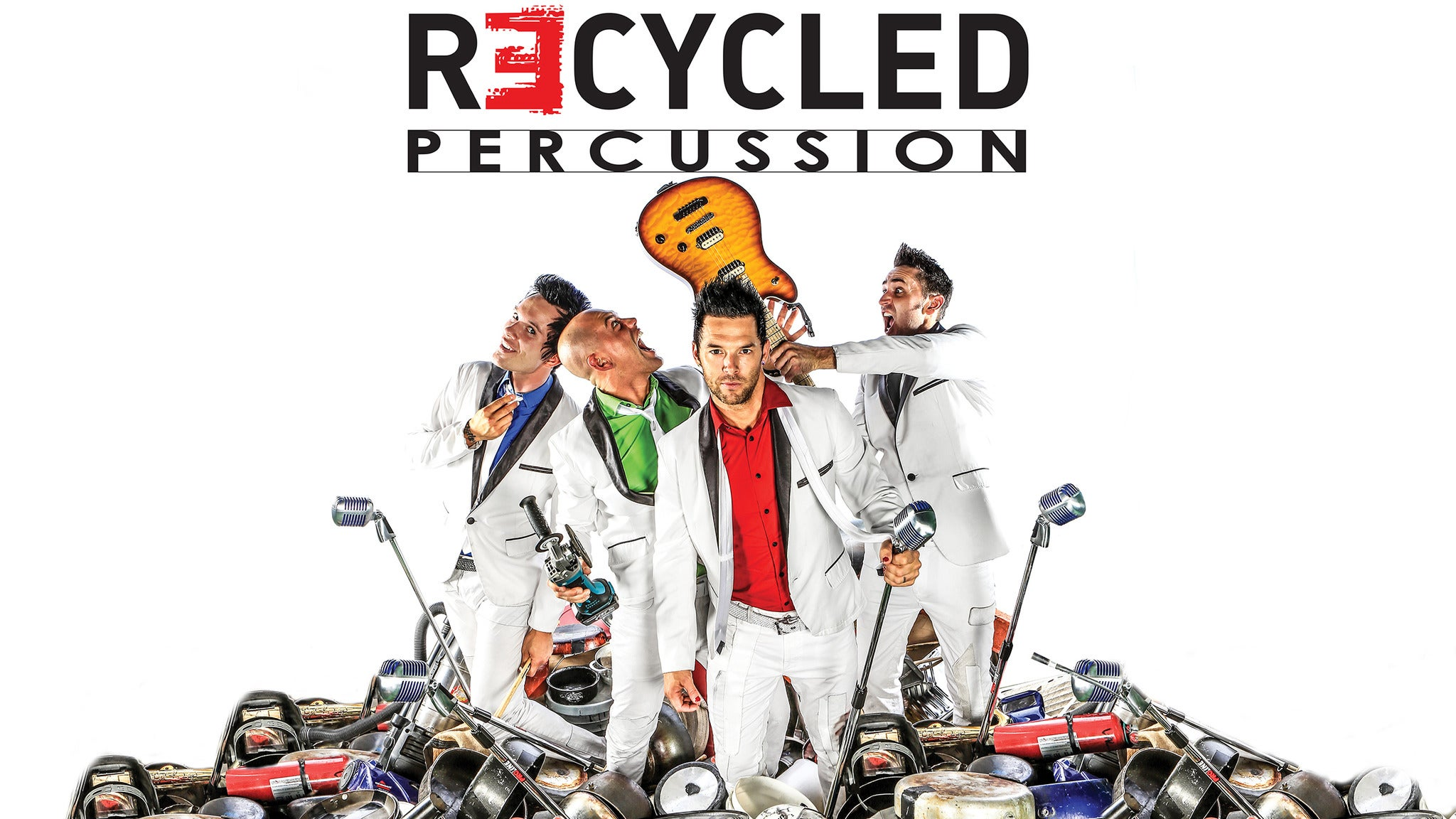 Recycled Percussion at Tilson Auditorium