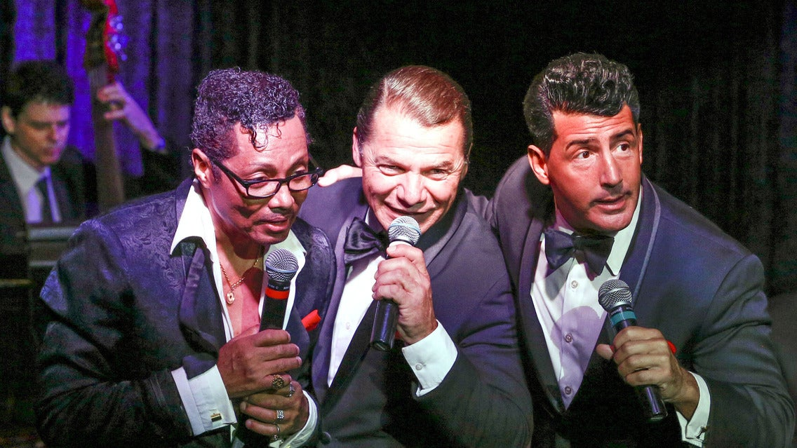 The Rat Pack is Back (las Vegas) | Las Vegas, NV | Copa Room at Tuscany Suites and Casino | December 12, 2017