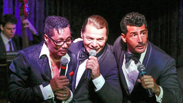 The Rat Pack Is Back (Las Vegas)