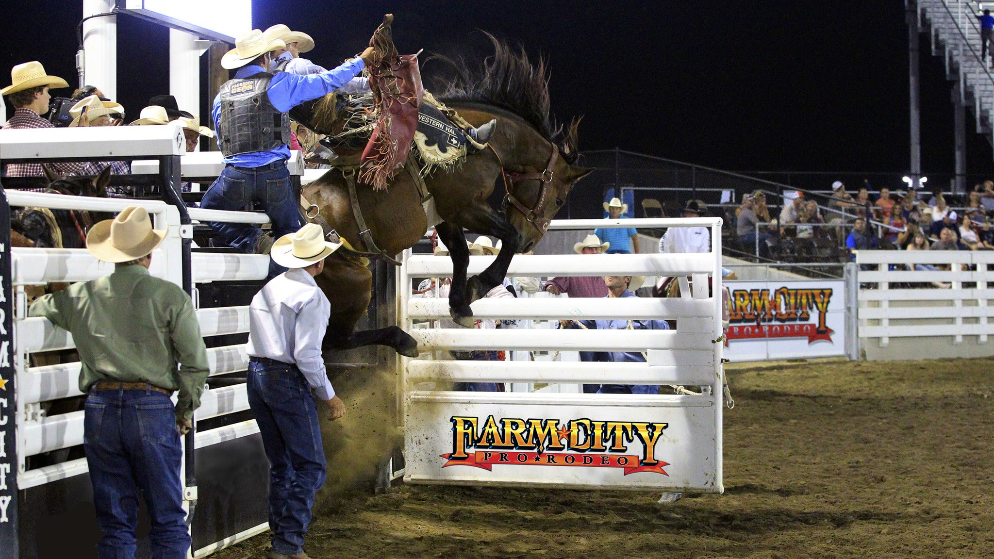 Farm-City Pro Rodeo