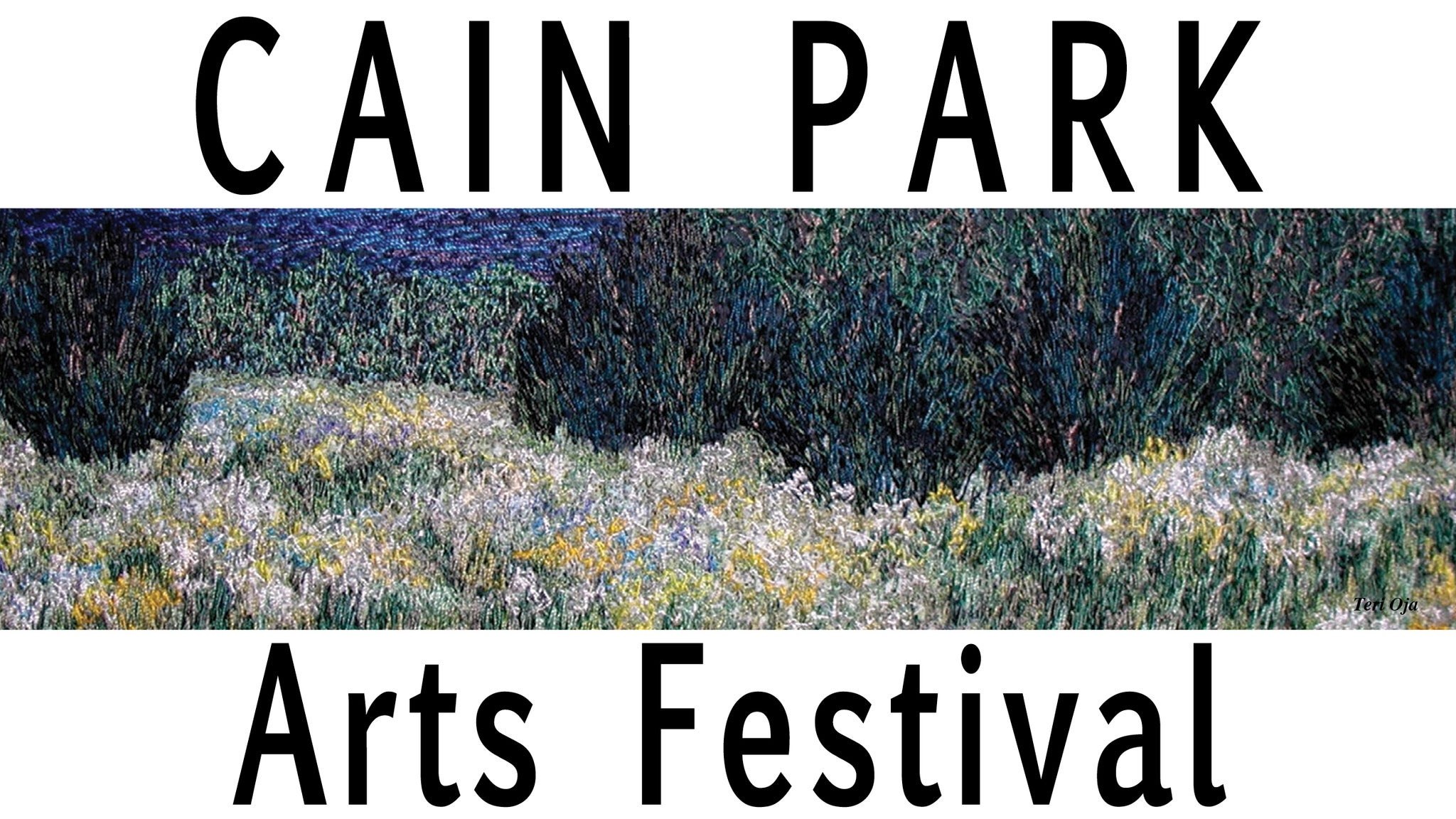 40th Anniversary of the Cain Park Arts Festival at Cain Park
