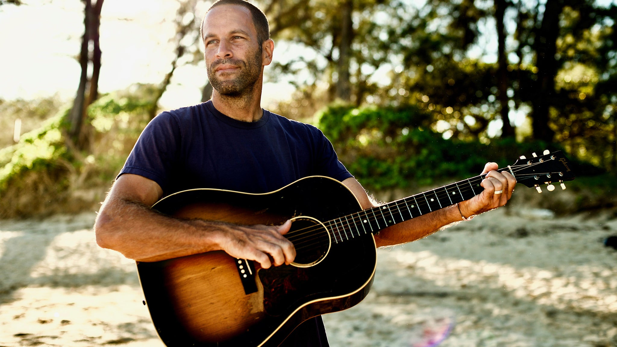 Jack Johnson at DTE Energy Music Theatre