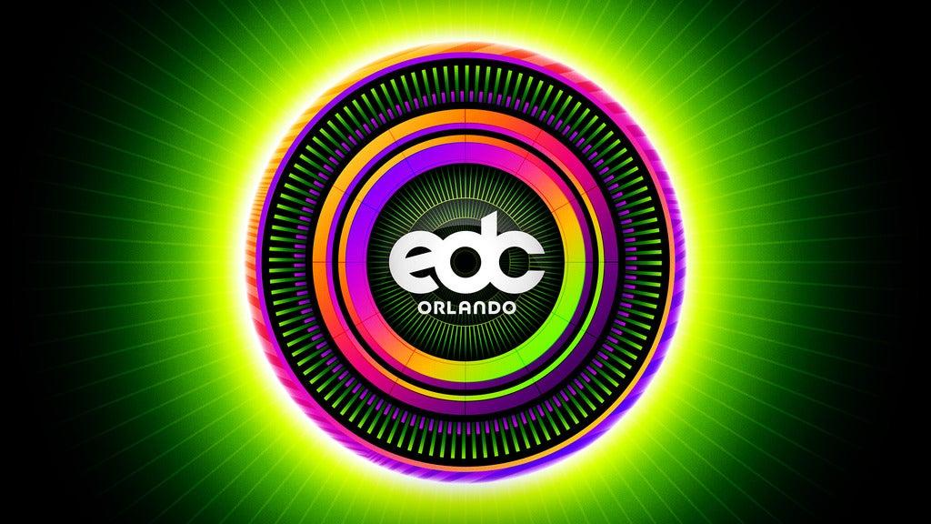 Hotels near EDC Orlando Events