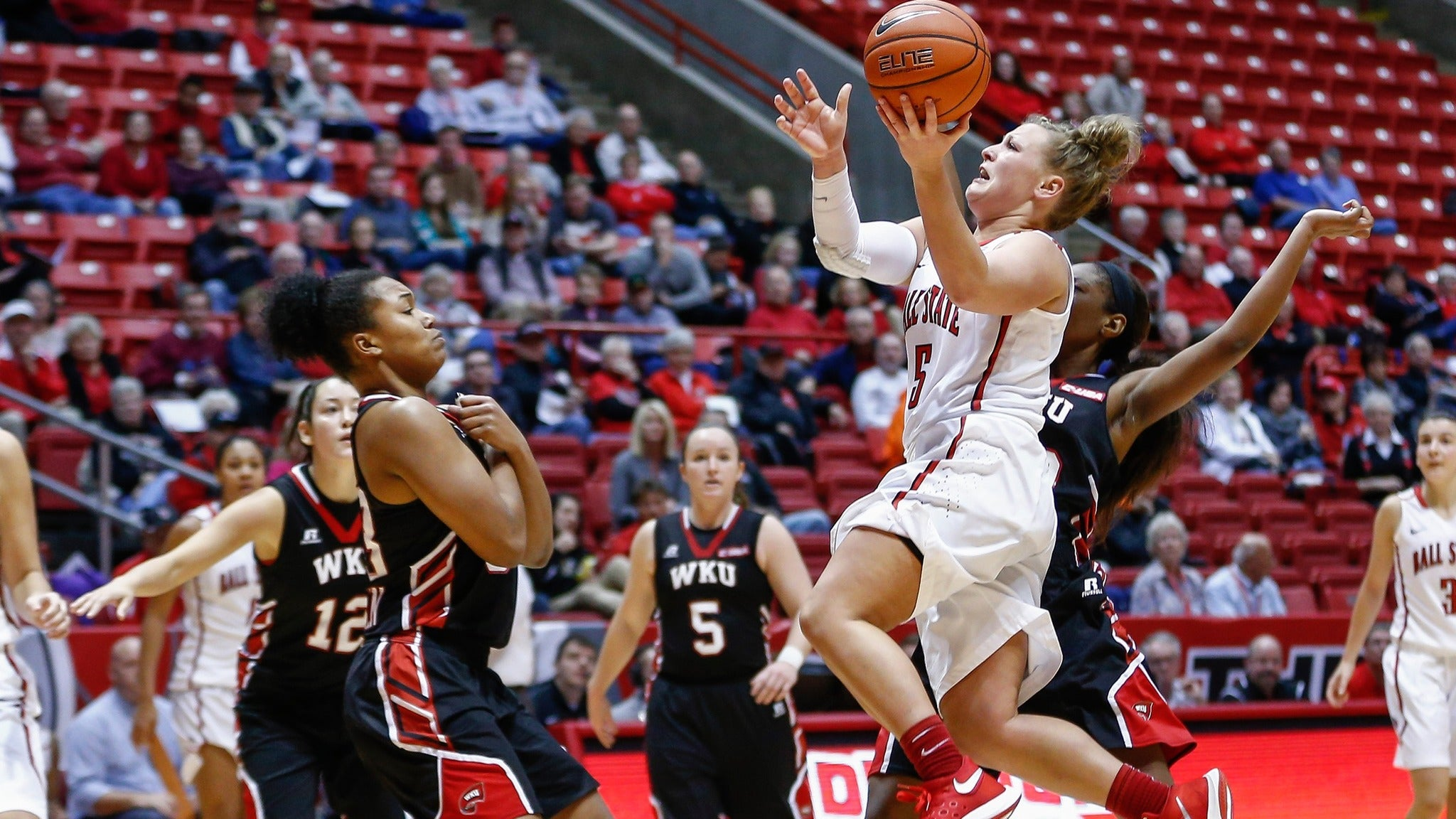 Ball State University Cardinals Womens Basketball