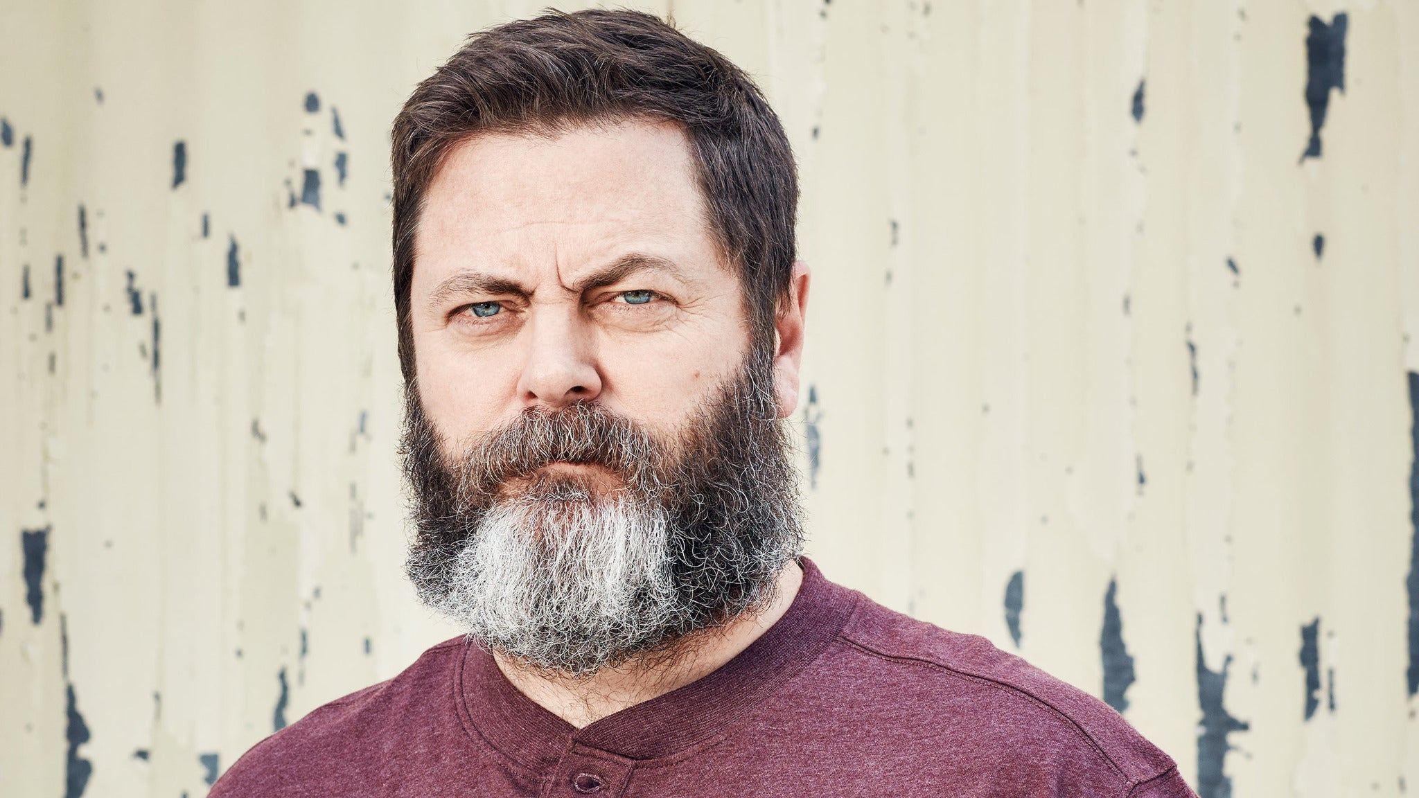 Nick Offerman: Full Bush at Royce Hall - UCLA